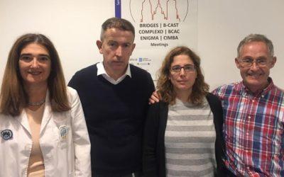 O grupo de Carracedo, no achado de 72 variantes xenéticas do cancro de mama