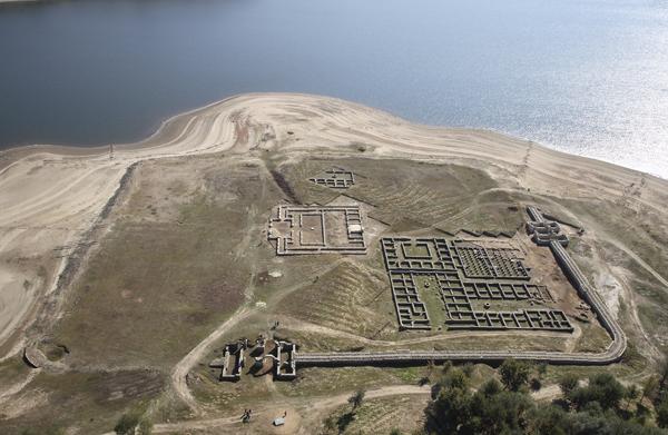 Atopan seis novos campamentos romanos da conquista de Gallaecia