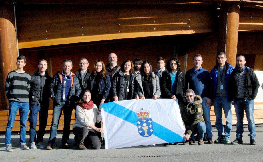 Estes son os galegos no CERN, o maior experimento do mundo