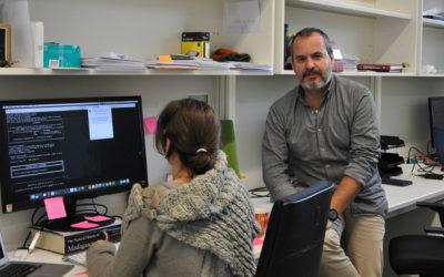 O laboratorio de David Posada participa na rede Marie Curie