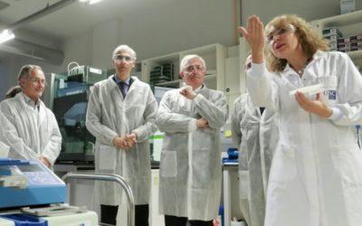 Galicia, pioneira a nivel estatal coa súa nova incubadora de fármacos
