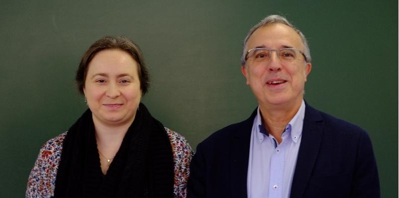 Os matemáticos da USC Rosana Rodríguez e Juan José Nieto, entre os máis citados do mundo