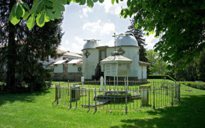 Observatorio Ramón María Aller: 75 anos mirando cara o ceo