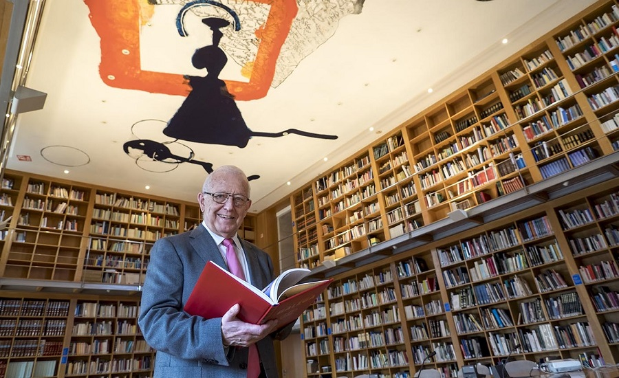 """Díaz Fierros: """"A carta de Fontán é grandiosa e serviu a Galicia máis de cen anos"""""""