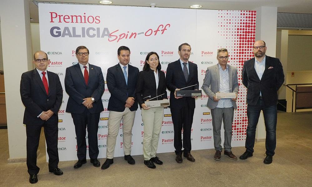 A aposta innovadora de Innolact e HG Beyond, premios Galicia Spin-off