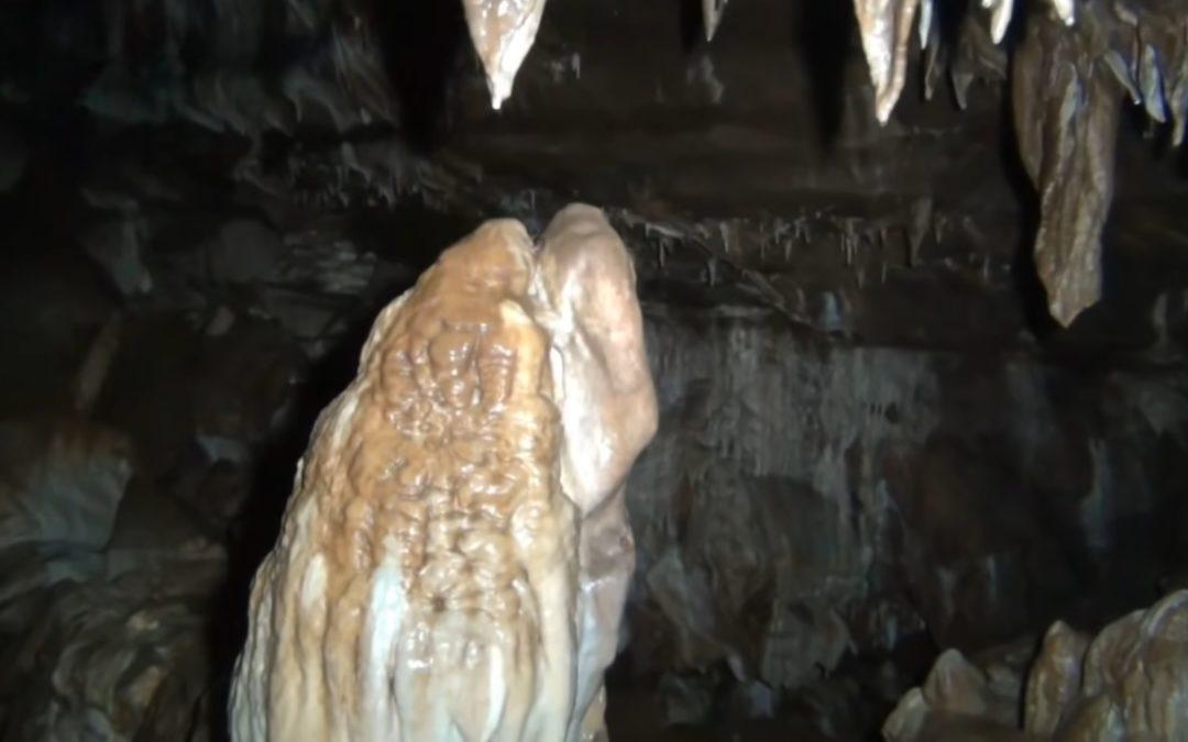 Medio millón de anos nunha estalagmita do Courel