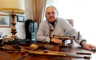 """César Camargo: """"Fontán foi un dos personaxes máis importantes de Galicia no século XIX"""""""