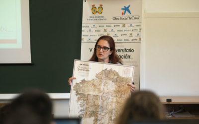 """""""A Carta é coma un 'Big data' da Galicia de hai 200 anos"""""""