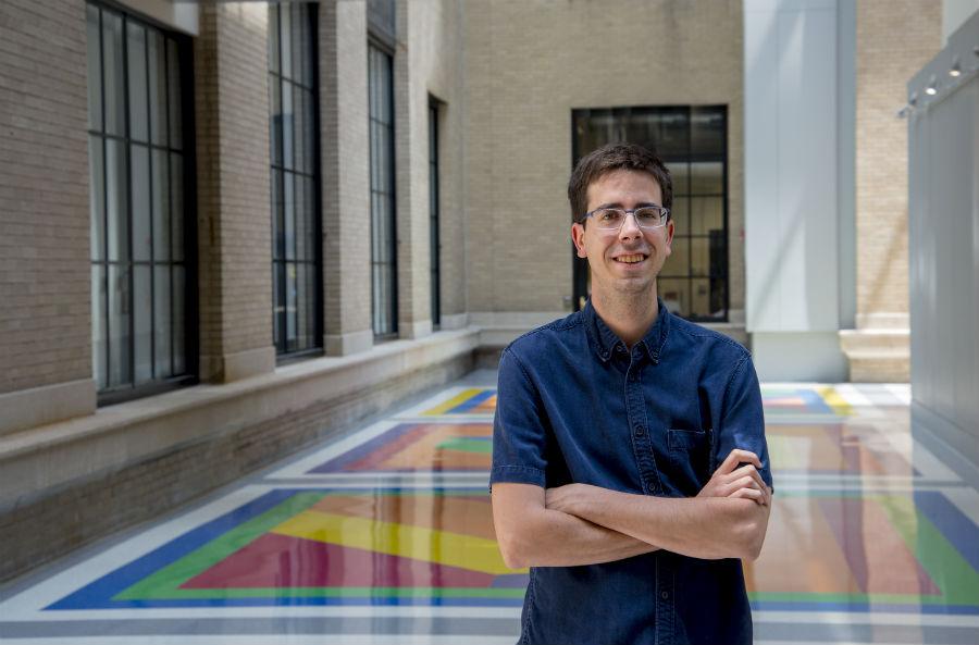 Un enxeñeiro galego no MIT